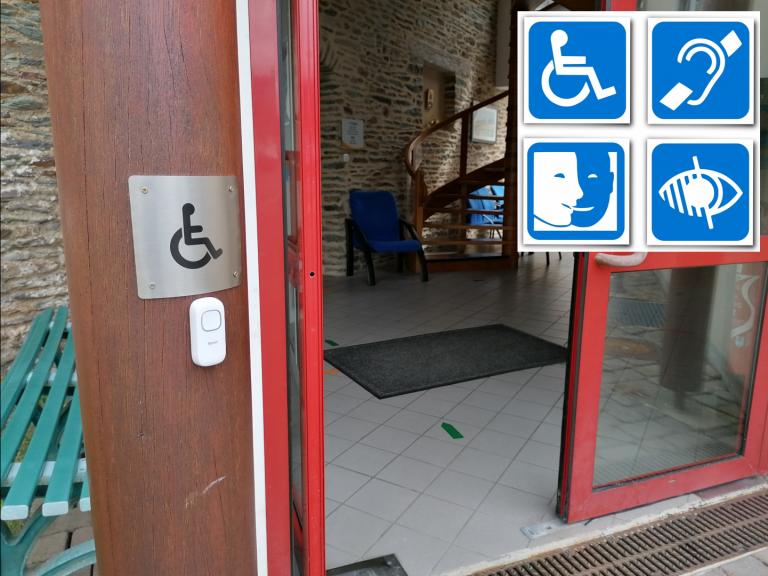 Accessibilité aux personnes en situation de handicap