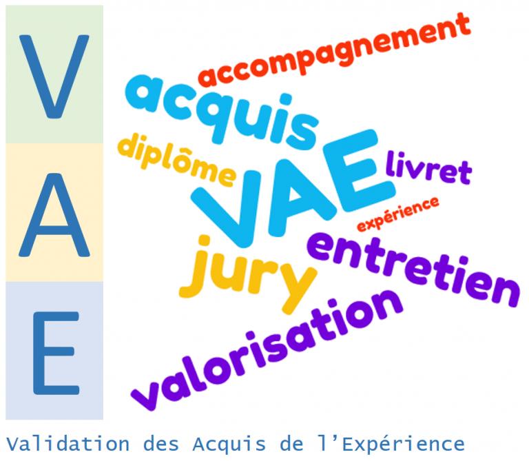 Dossier de candidature VAE  – session juin 2021